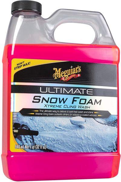 Meguiars Ultimate Snow Foam Reinigungsschaum 946 ml