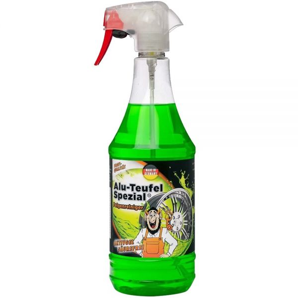 Alu-Teufel Spezial Felgenreiniger grün 1l