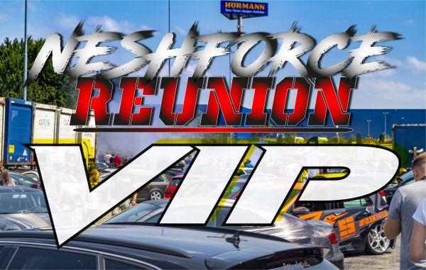 Selected Ticket Neshforce Reunion - Cars, Beats, Burger