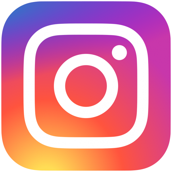 Social Media Instagram Sticker