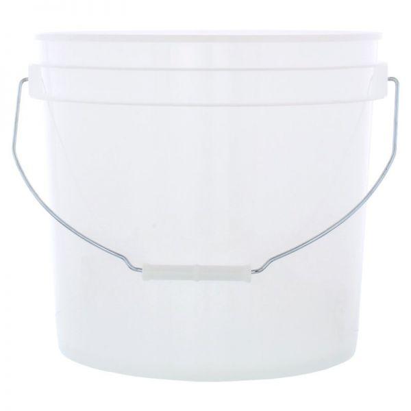 Wascheimer 3,5 Gallonen weiß