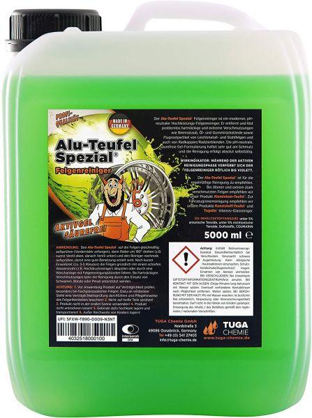 Alu-Teufel Spezial Felgenreiniger grün 5000ml