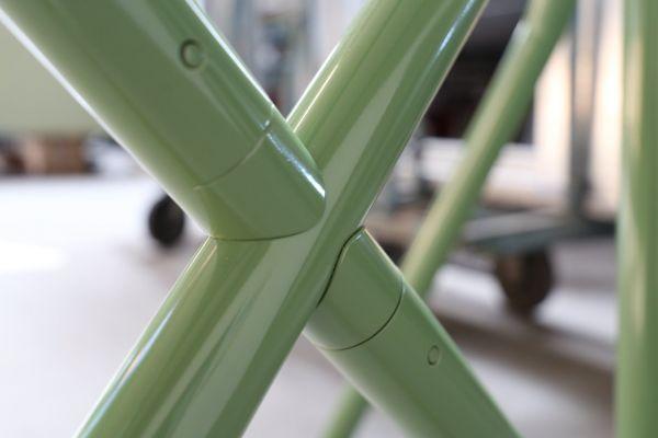 Aluminium Clubsportbügel - Isofix