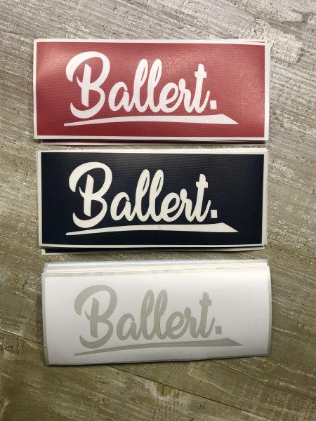 Ballert Plottedition