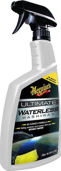Ultimate Waterless Wash & Wax Trockenwäsche 768ml